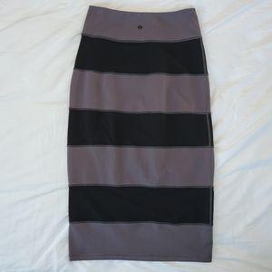 Lululemon Yoga Over Skirt size 6